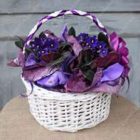 "Flower Basket ""Lolita"""