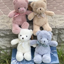 "Soft Toy ""Bear with a Heart"""