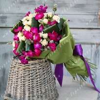 "Bouquet of flowers ""Valencia"""