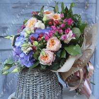 "Bouquet of flowers ""Magic Colors"""