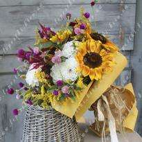 """Bouquet of flowers """"Colorful Day"""""""