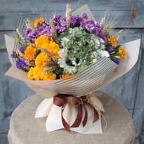 """Bouquet of flowers """"Autumn Day"""""""