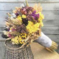 "Bouquet of dried flowers ""Assorted"""