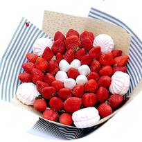"""""""Strawberries and Marshmallows"""""""